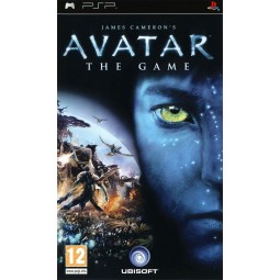 AVATAR The Game complet: notice, boite, jeu occasion PSP