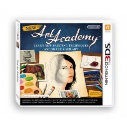 New Art Academy complet...