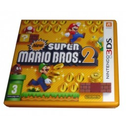 New Super Mario Bros 2...